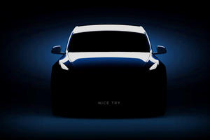Teased: A New Tesla Is Coming