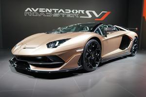 Lamborghini Might Build One Last Naturally Aspirated Aventador