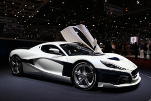 Rimac Will Crash Test Over $60 Million Worth Of C_Two Hypercars