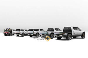 Rivian To Introduce Coolest Truck Bed On The Market