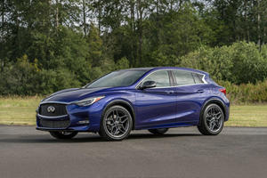 Here's Why Infiniti Is Discontinuing One Of Our Favorite Crossovers