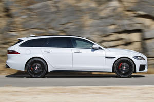 Official: Jaguar XF Sportbrake Remains In Lineup