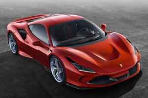 Ferrari F8 Tributo Enjoys Cinematic Debut