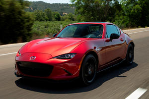 Automatic-Equipped Mazda MX-5 Miata Owners Have A Problem