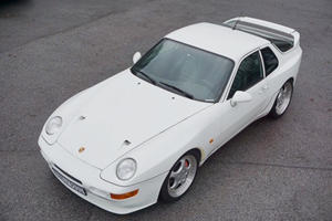 Rare Porsche 968 Turbo S One Of Only 14 In The World