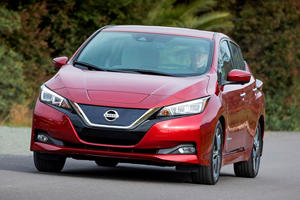 This Is When Nissan Thinks Electric Car Prices Will Plummet