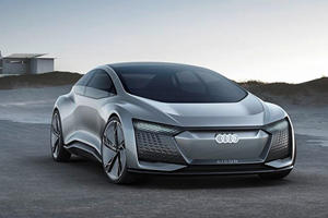 Audi To Show Us The Future With Two Concept Cars