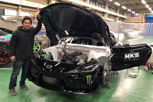 2020 Toyota Supra Gets An 800-HP 2JZ Engine Swap