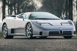 You Can Own The Last Bugatti EB110 SS Ever Built