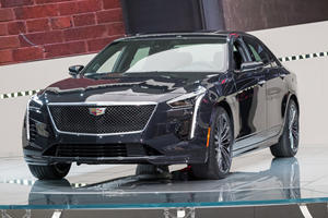 Cadillac CT6-V Is Back And More Expensive Than Ever