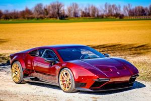 Lamborghini Huracan Becomes Modern De Tomaso Pantera For $695,000