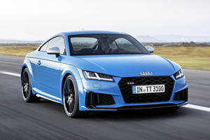 Audi TT Could Live On As Electric Sports Car