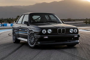 This Is The Most Beautiful BMW M3 E30 Restomod We've Ever Seen