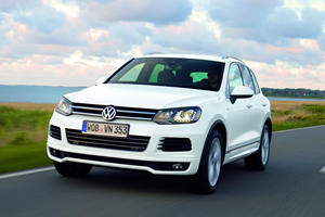 You Can Still Buy A Brand-New Volkswagen Touareg In The US