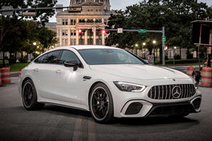 Mercedes-AMG GT 53 4-Door Coupe Pricing Revealed