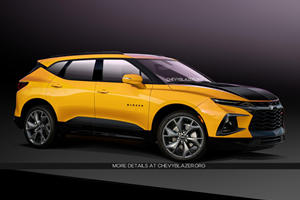 The Chevrolet Blazer SS Of Our Dreams Is Sadly Impossible