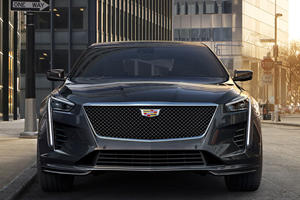 Cadillac Doesn't Want To Share Its Blackwing Engine