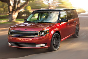 Here's What New For Ford Flex's Final Model Year