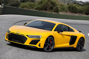 Audi R8 May No Longer Be Necessary