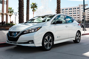 2019 Nissan Leaf Costs More In Singapore Than A GT-R In America
