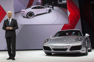 Here's Why Porsche Is So Hesitant To Electrify The 911