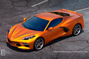 These C8 Corvette Renderings Are The Best You'll Ever See