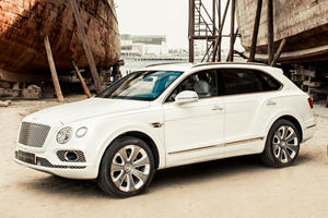 Pearl Of The Gulf Edition Shows Who Bentley Really Built The Bentayga For