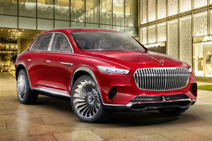 Mercedes-Maybach Building $200,000 Ultra-Luxury SUV In America