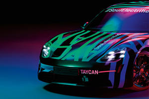 This Is Our Best Look Yet At The Porsche Taycan
