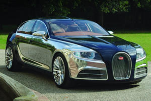 Bugatti Royale To Be Revived As Ultra-Luxury Electric Limo?