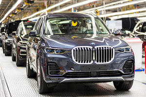 BMW Has A Plan To Avoid Trump Tariffs In The US