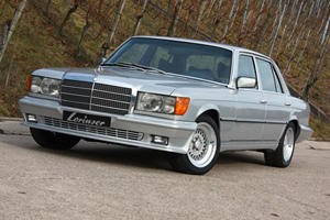 Luxury Car Evolution: 1973 Mercedes-Benz S-Class