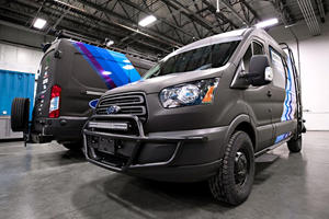 Ken Block's Service Van Is Cooler Than Your Car