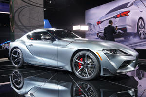 Pick Your 2020 Toyota Supra In One Of These Eight Colors