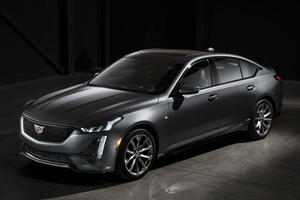 The CT5 Won't Be The Only New Cadillac Sedan