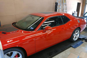 Brand New 2008 Dodge Challenger SRT8 Has Never Been Driven