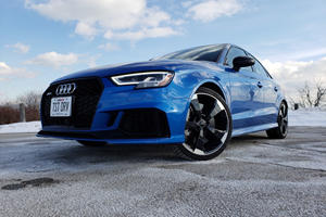 2019 Audi RS3 Test Drive Review: Four Doors, One Ripping Ride
