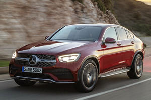 2020 Mercedes-Benz GLC Coupe Gets Welcome Facelift