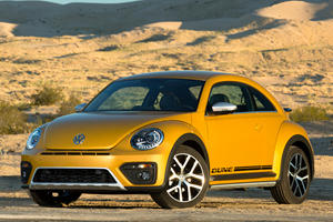 Volkswagen Confirms Beetle Is Permanently Squashed