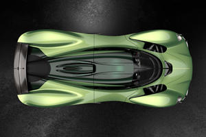 Aston Martin Needs An F1 Simulator To Develop The Valkyrie