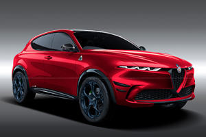 Alfa Romeo Tonale Quadrifoglio Would Be One Hot Crossover