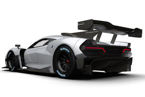 The 600-HP Mosquito Is An Ultra-Lightweight Supercar With V8 Power