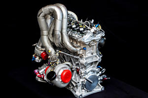 Audi's New Turbo Four More Powerful Than Ferrari F8 Tributo