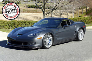 Jeff Gordon's 638-HP Corvette ZR1 Can Now Be Yours