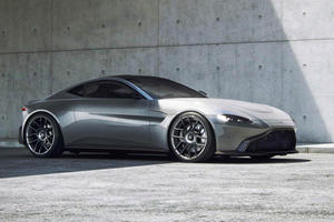 Modified Aston Martin Vantage Comes With 700 HP
