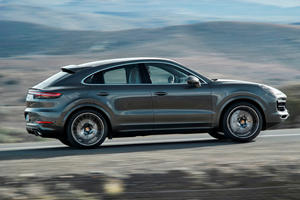 Presenting The 2020 Porsche Cayenne Coupe