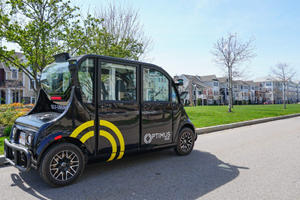 Self-Driving Shuttles Are Coming To New York City