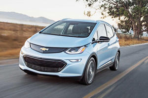 GM Confirms New Electric Chevy Based On The Bolt