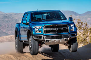 Ford Raptor Could Get The Mustang GT500's Supercharged V8