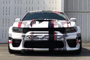 This Is The New Dodge Charger Widebody Concept